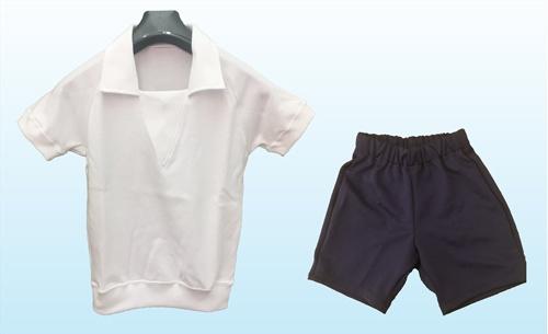 一宮市内の公立小学校の体操服